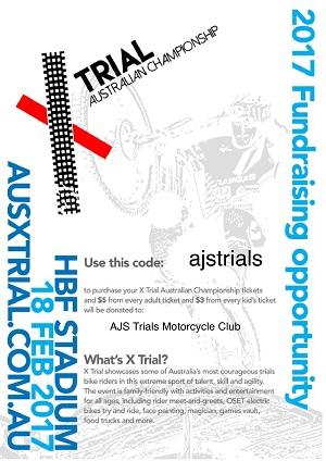X Trial - ajsmototrials